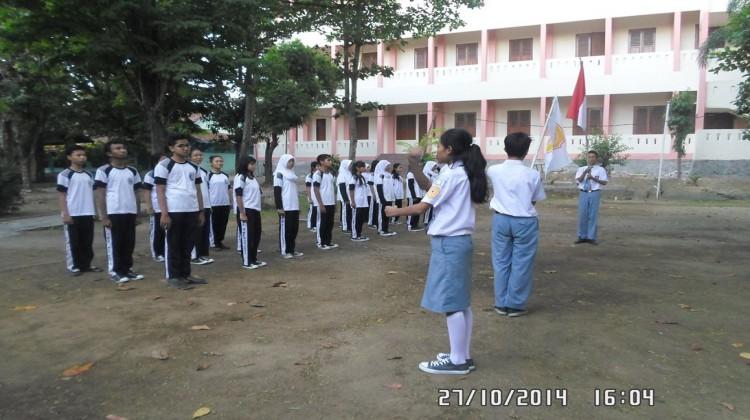 DIKLAT PMR SMA NEGERI 8 SURAKARTA ANGKATAN 2016