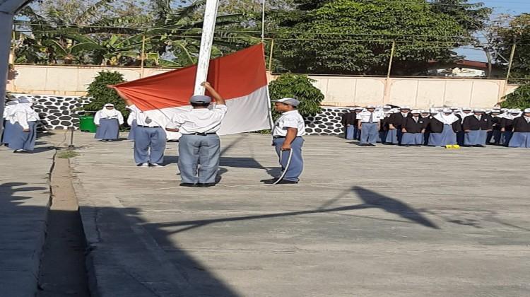 UPACARA HARI SUMPAH PEMUDA KE-91