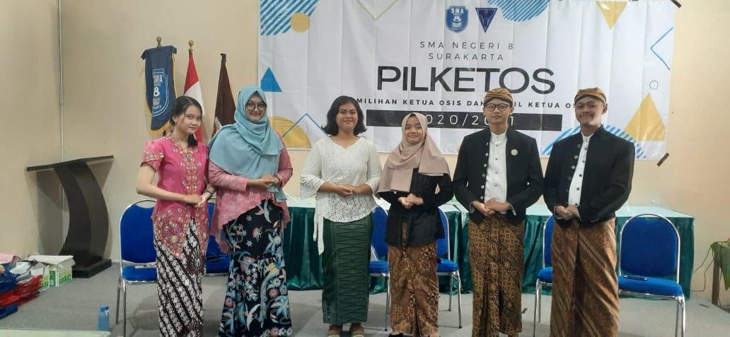 E-VOTING PILKETOS SMA DELTA 2020/2021