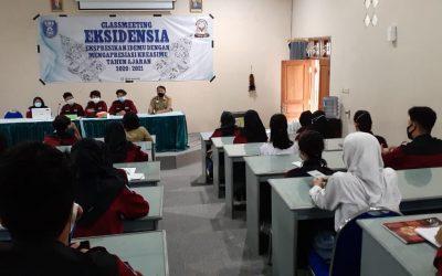 PEMBUKAAN CLASS MEETING SMA DELTA