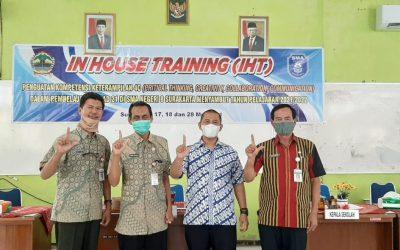 In House Training (IHT) Penguatan Kompetensi Ketrampilan 4C