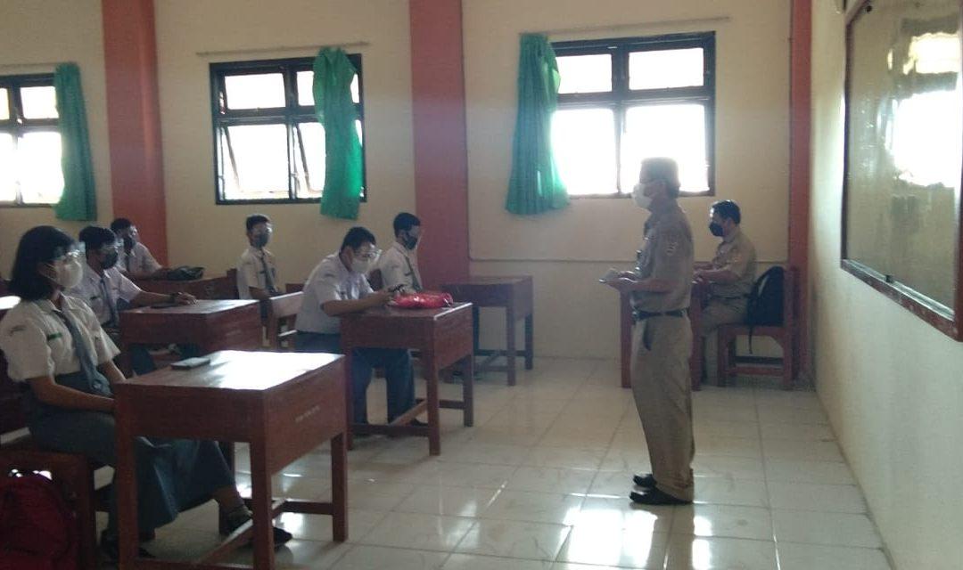SIMULASI PTM TAHAP-2 SMA NEGERI 8 SURAKARTA